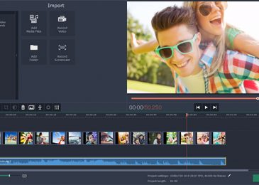 How To Add Green Screen Chroma Key Effect On Video With Movavi Video Editor