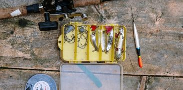 Tackle Box Equipment