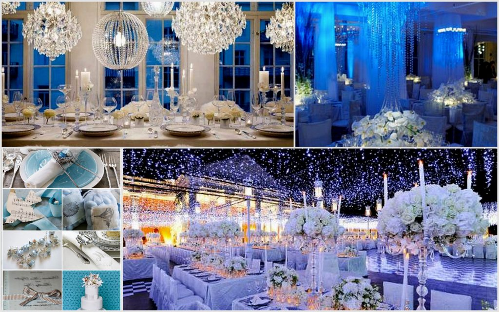 8 Decoration Ideas For A Winter Wedding