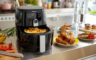 How To Cook Healthy Food With An Air Fryer