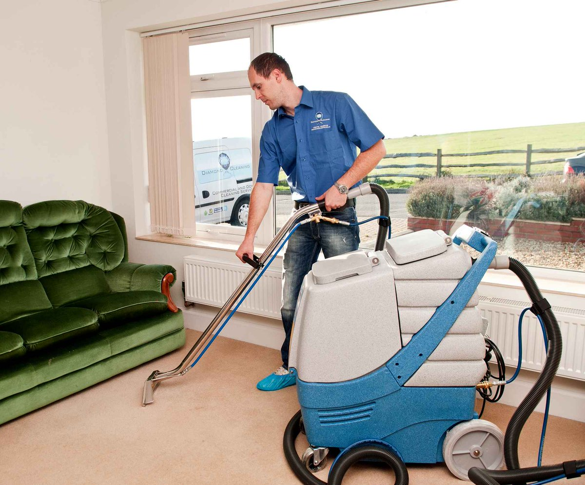 Importance Of Choosing A Right Professional Carpet Cleaners