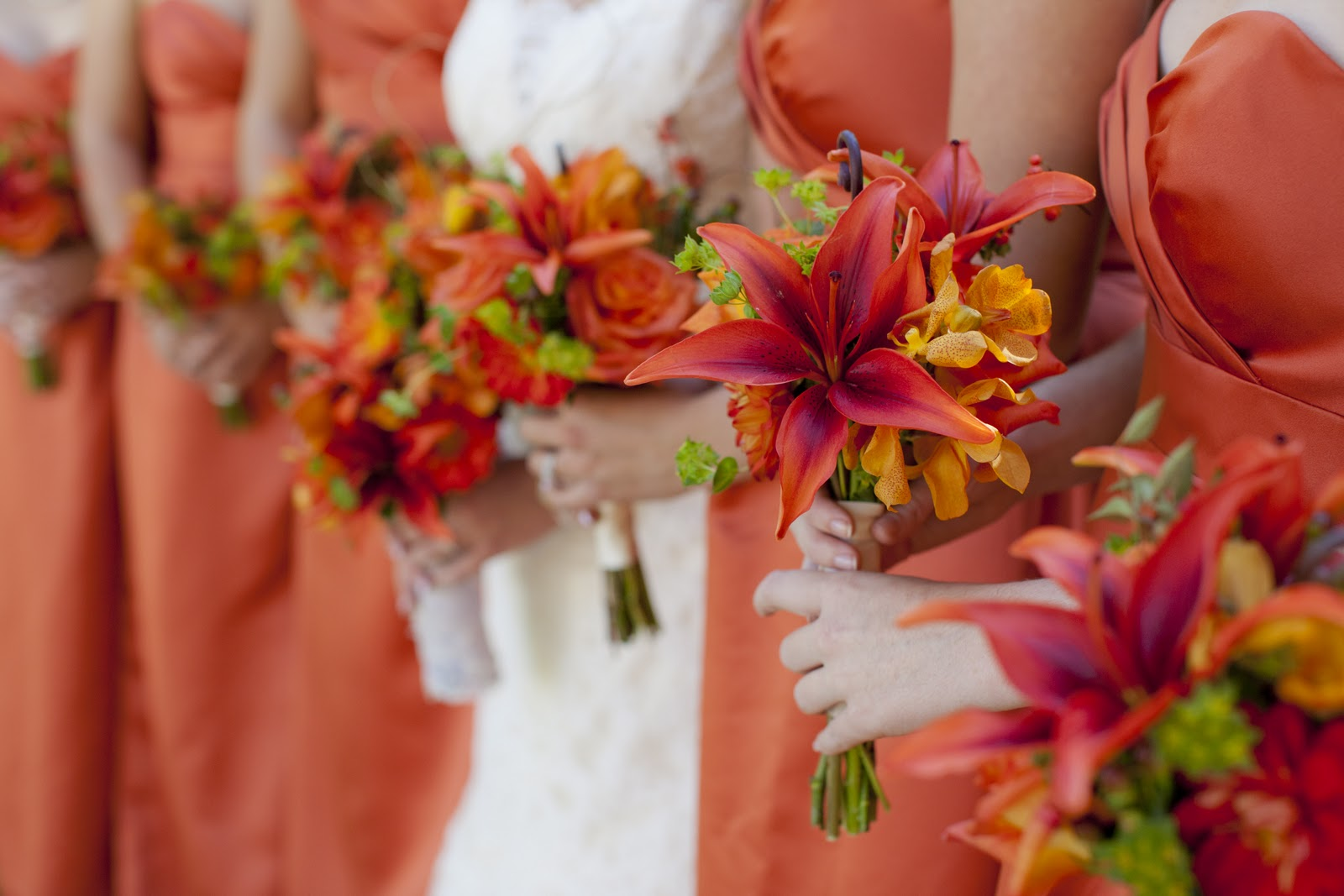 5 Key Elements To Consider While Choosing Wedding Flowers