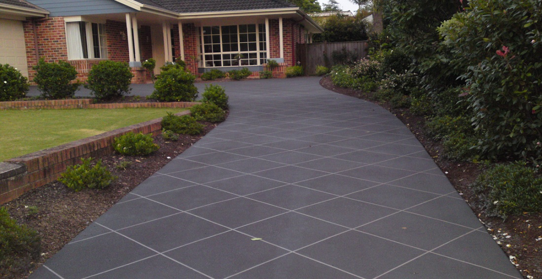 4 Benefits Of Concrete Driveways