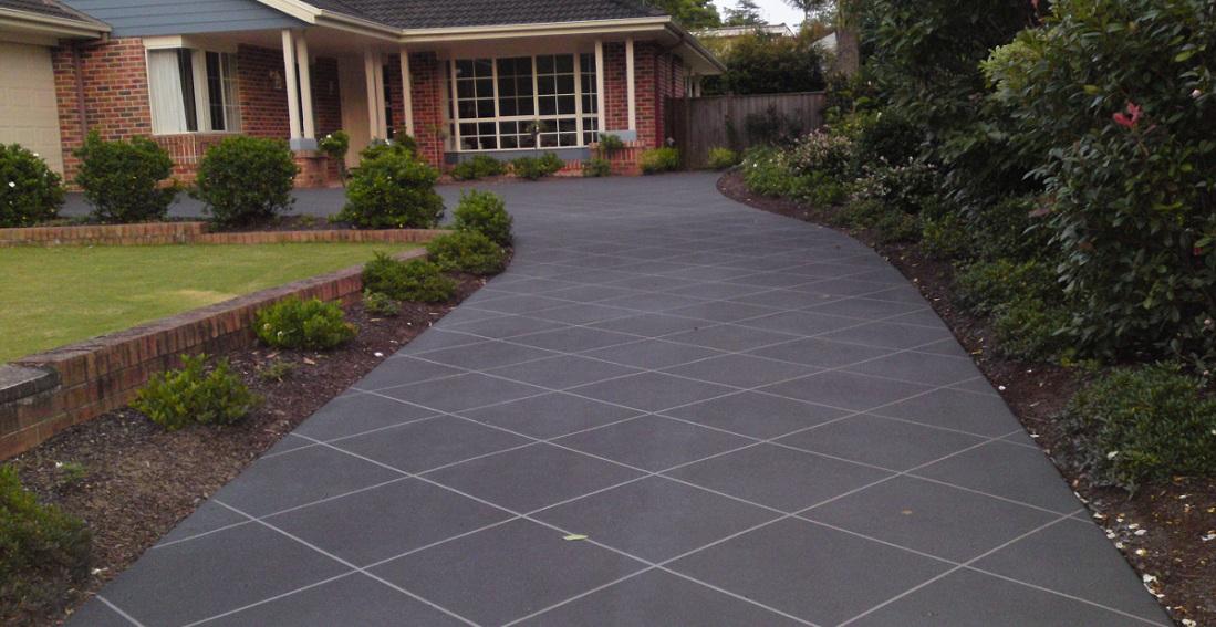 4 Benefits Of Concrete Driveways