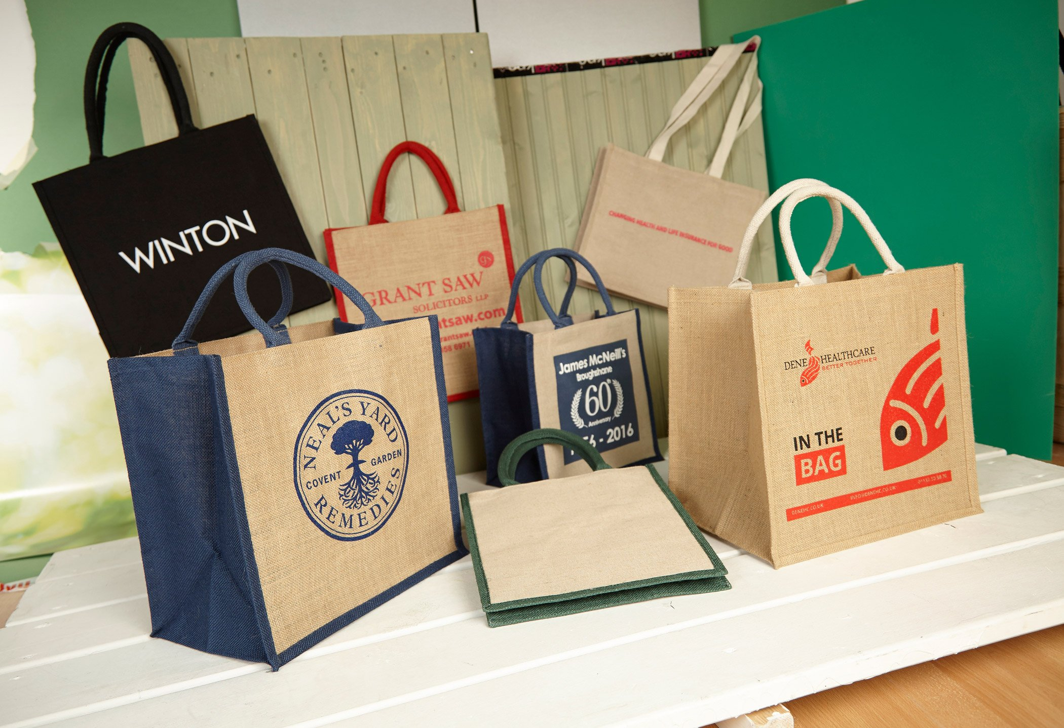How To Make Your Printed Jute Bag Stand Out