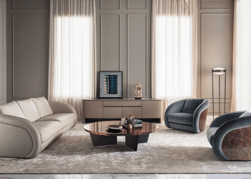 How To Enhance Your Living Room With Elegant Design
