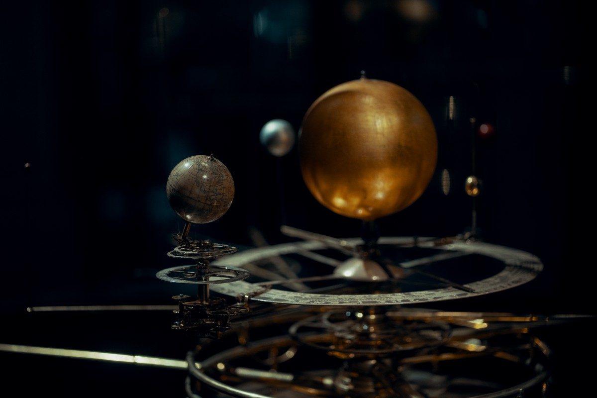 Kepler's Law And Rotational Motion