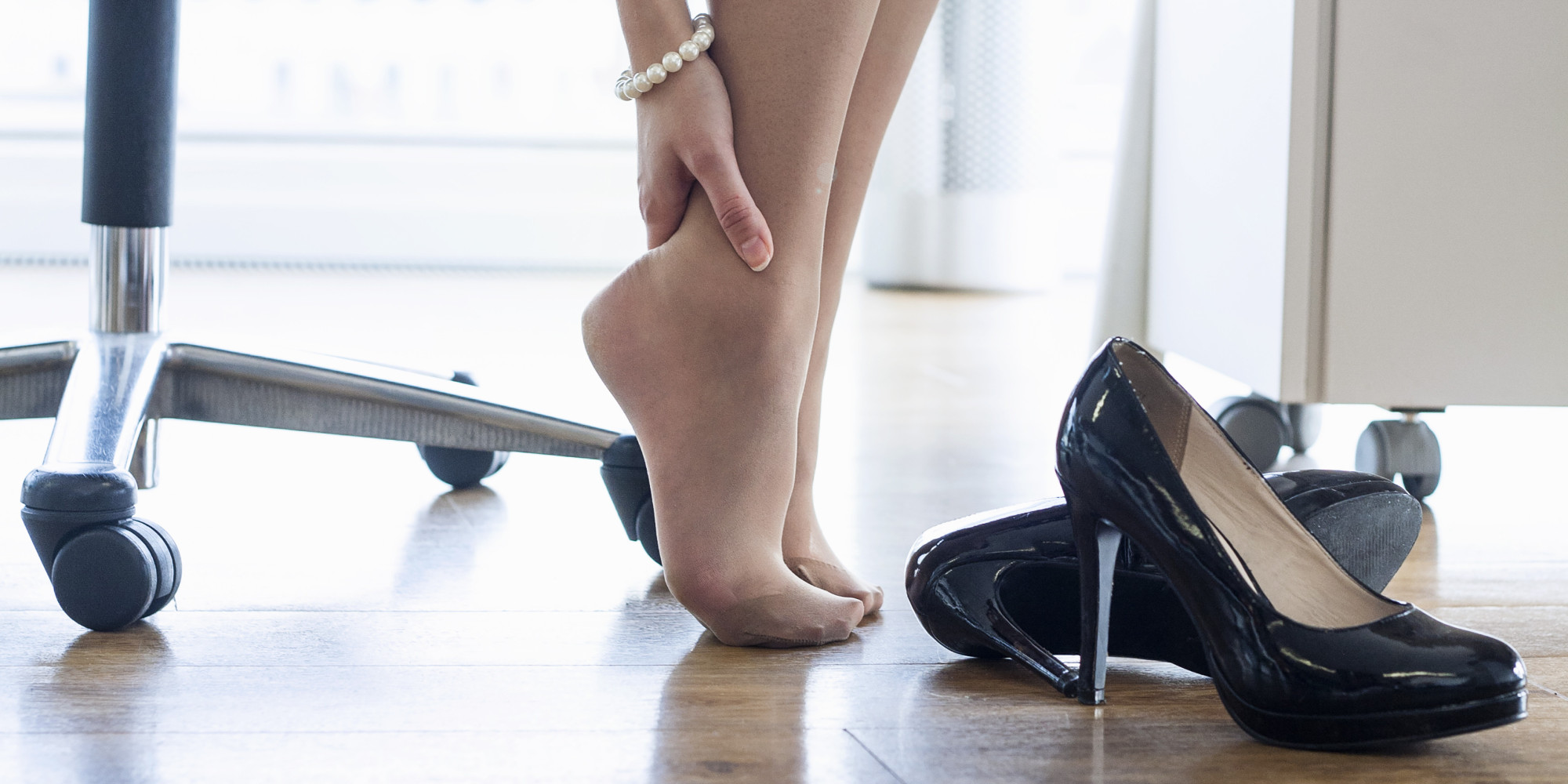 Excessive Physical Activities Cause Heel Pain Disorder