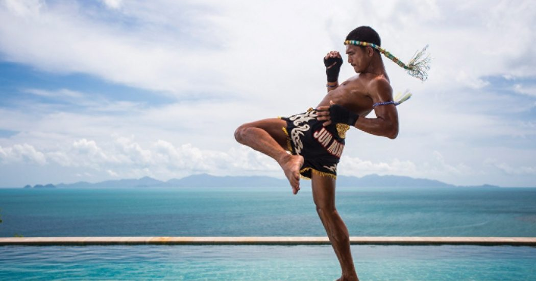 A Perfect Combination of Muay Thai Training at Phuket in Thailand for Holiday