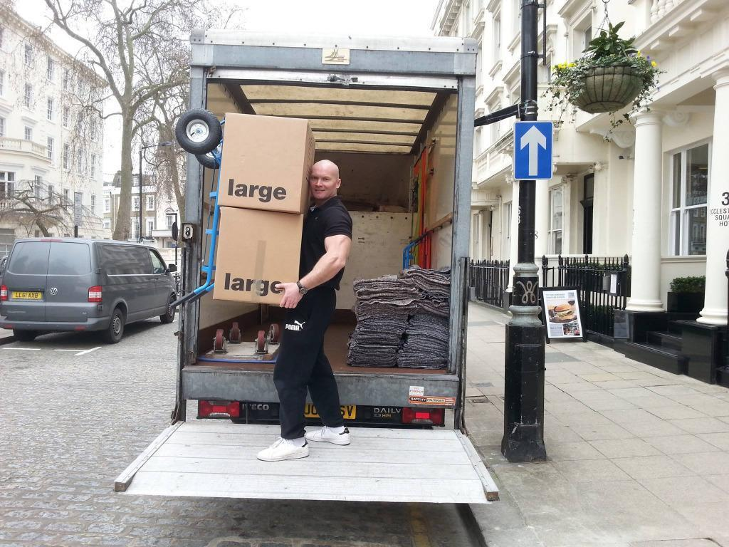 Move Or Remove Services-Removals London