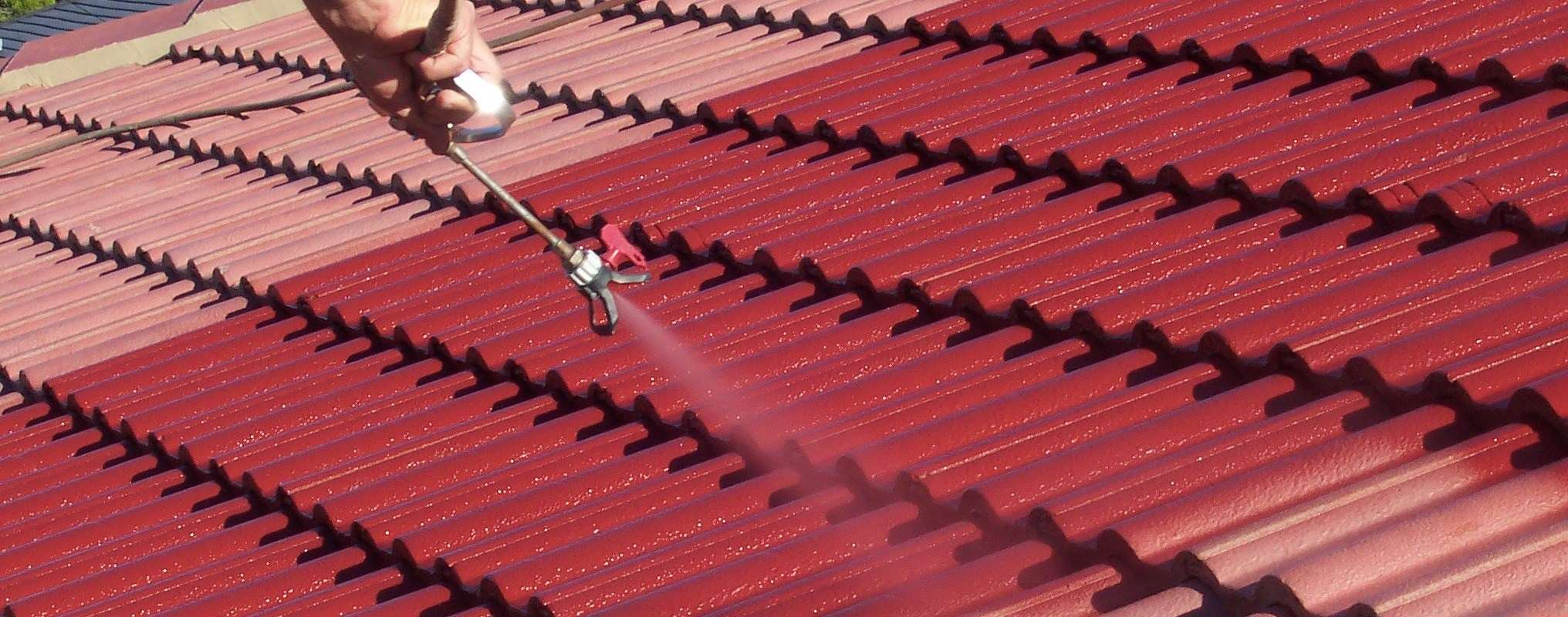 Best Quality Roof Painting By Roof Seal
