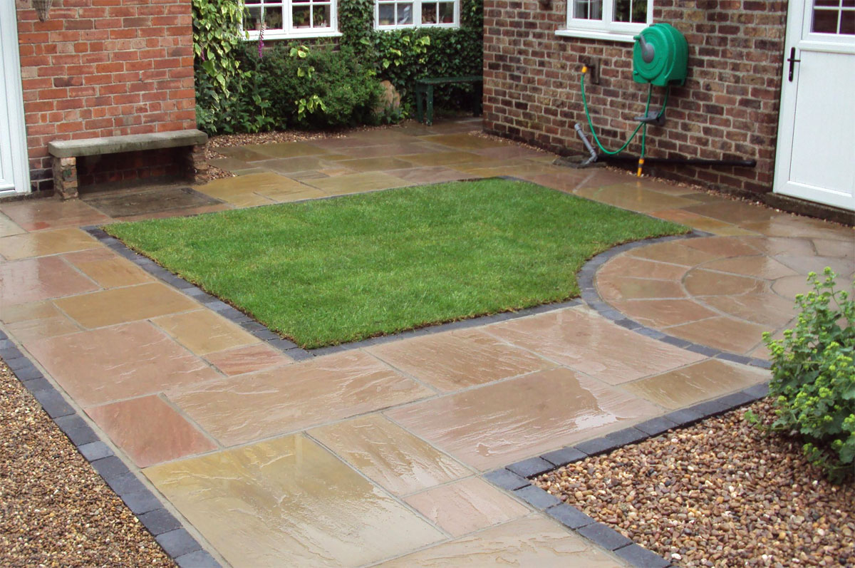 Advantages Of Getting Sandstone Paving