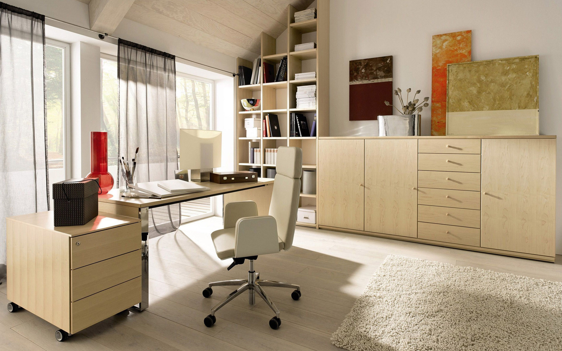 Simple Office Organization Ideas