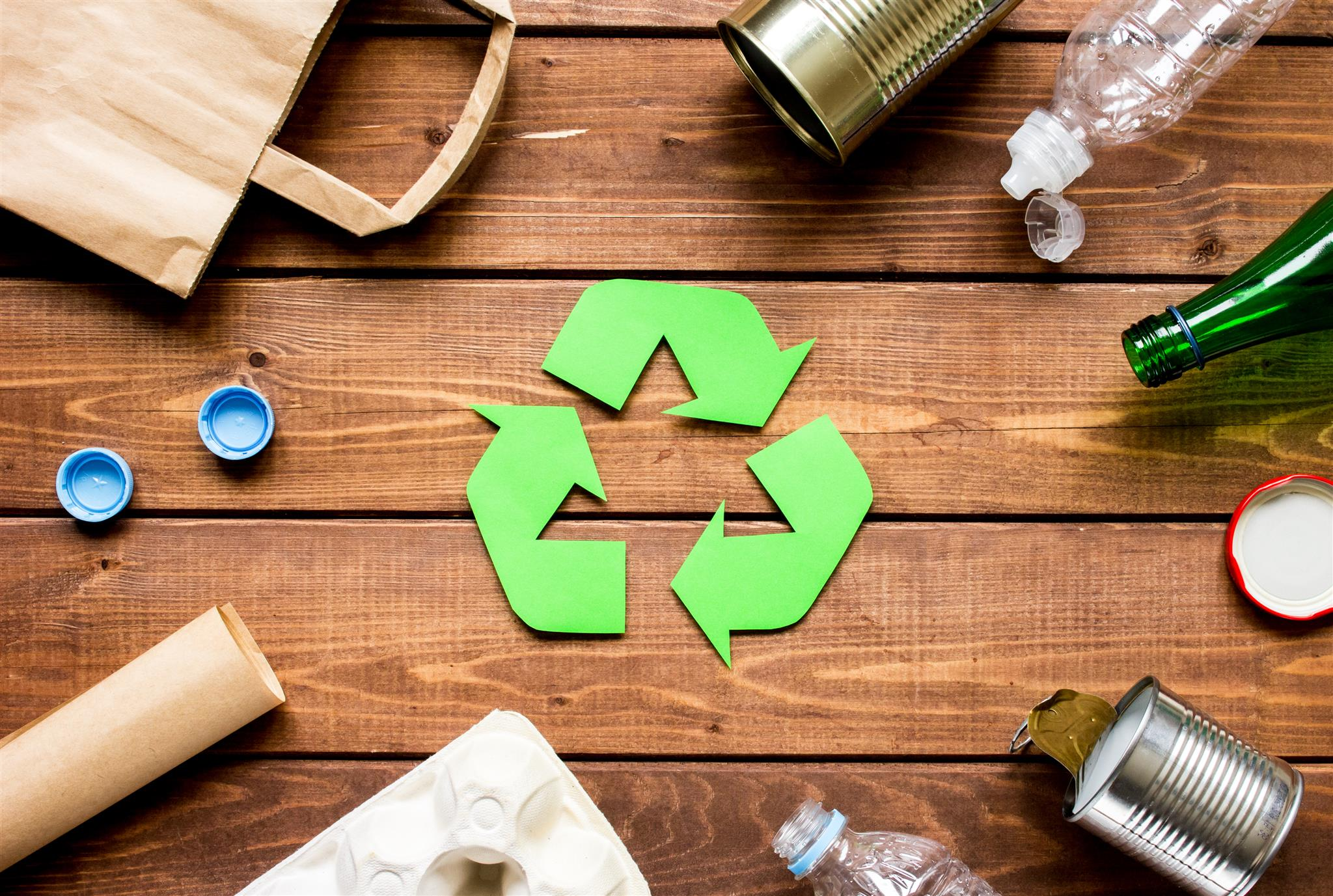 Solutions For Management And Recycling For Industrial Material
