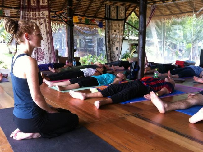 Taking Package Of Muay Thai Training For Weight Loss In Thailand And Holiday