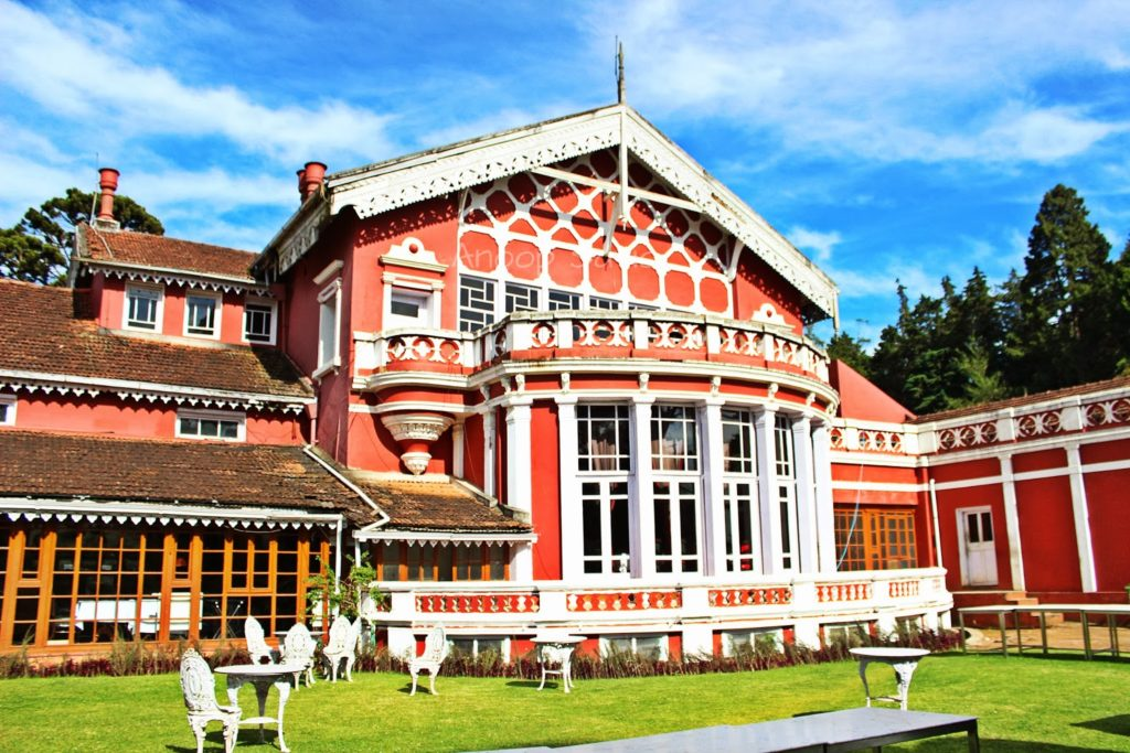 The Fernhills Palace, Ooty