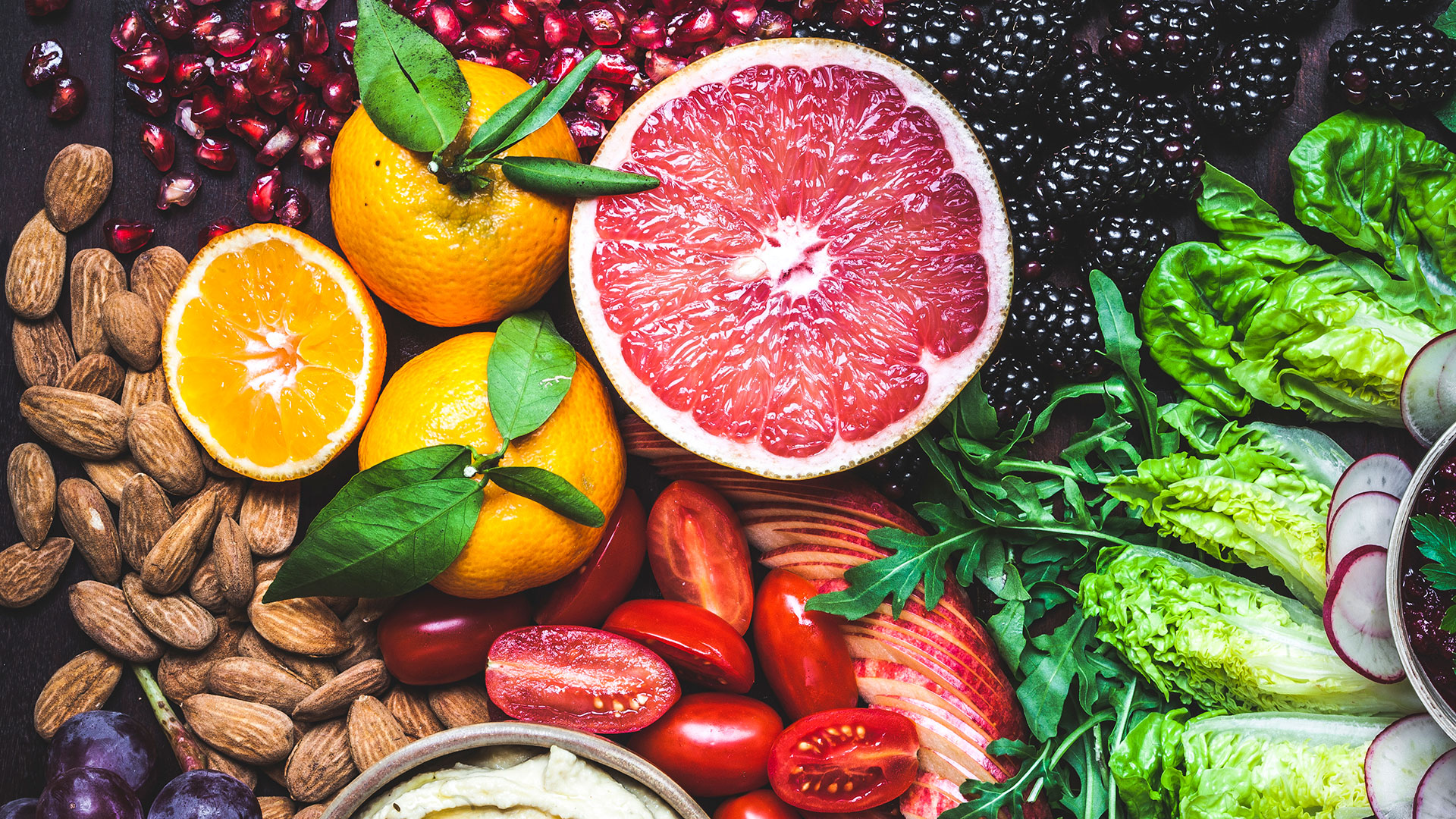Types Of Foods That Help Heal Scars