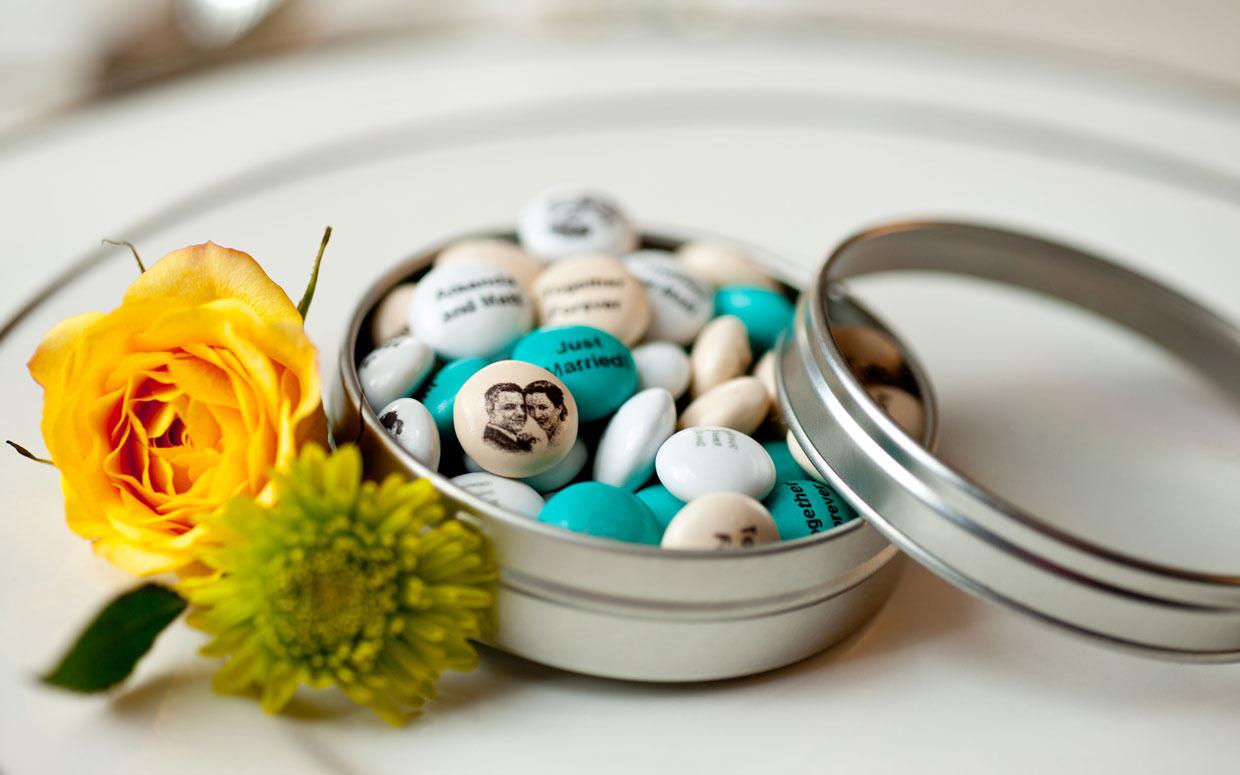 6 Wedding Favors You Didn't Think About