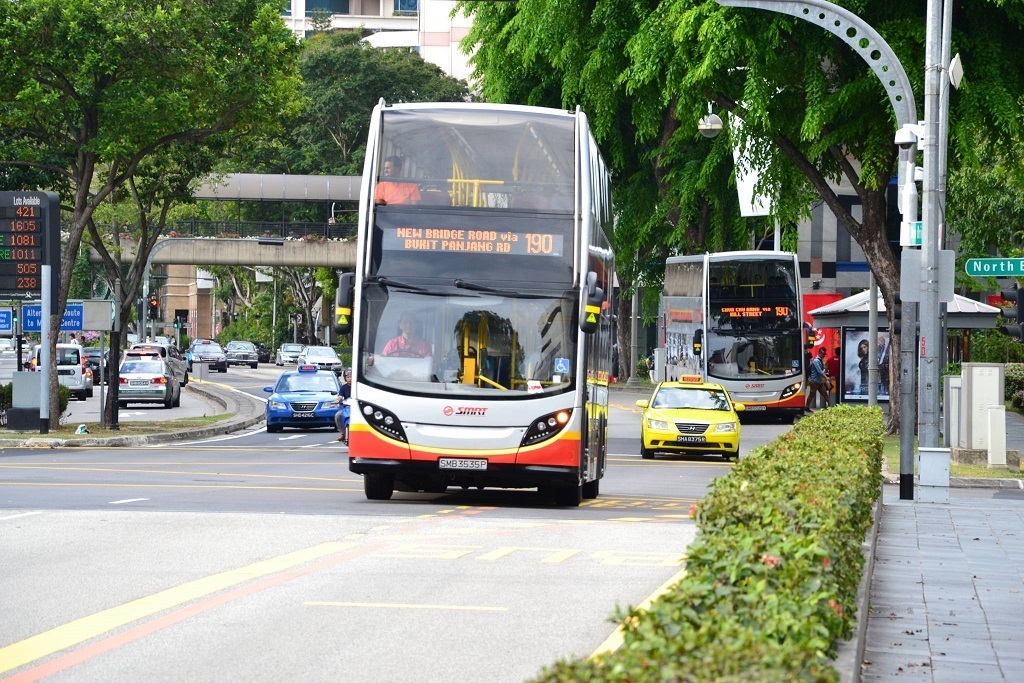 Why People Prefer Bus In Singapore?