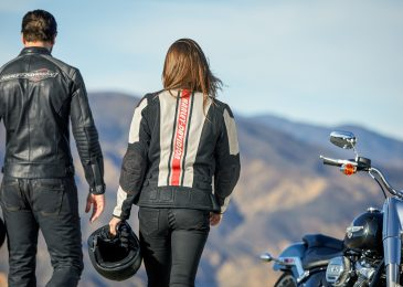 How Does Your Leather Jacket Protect You When Riding Motorcycles