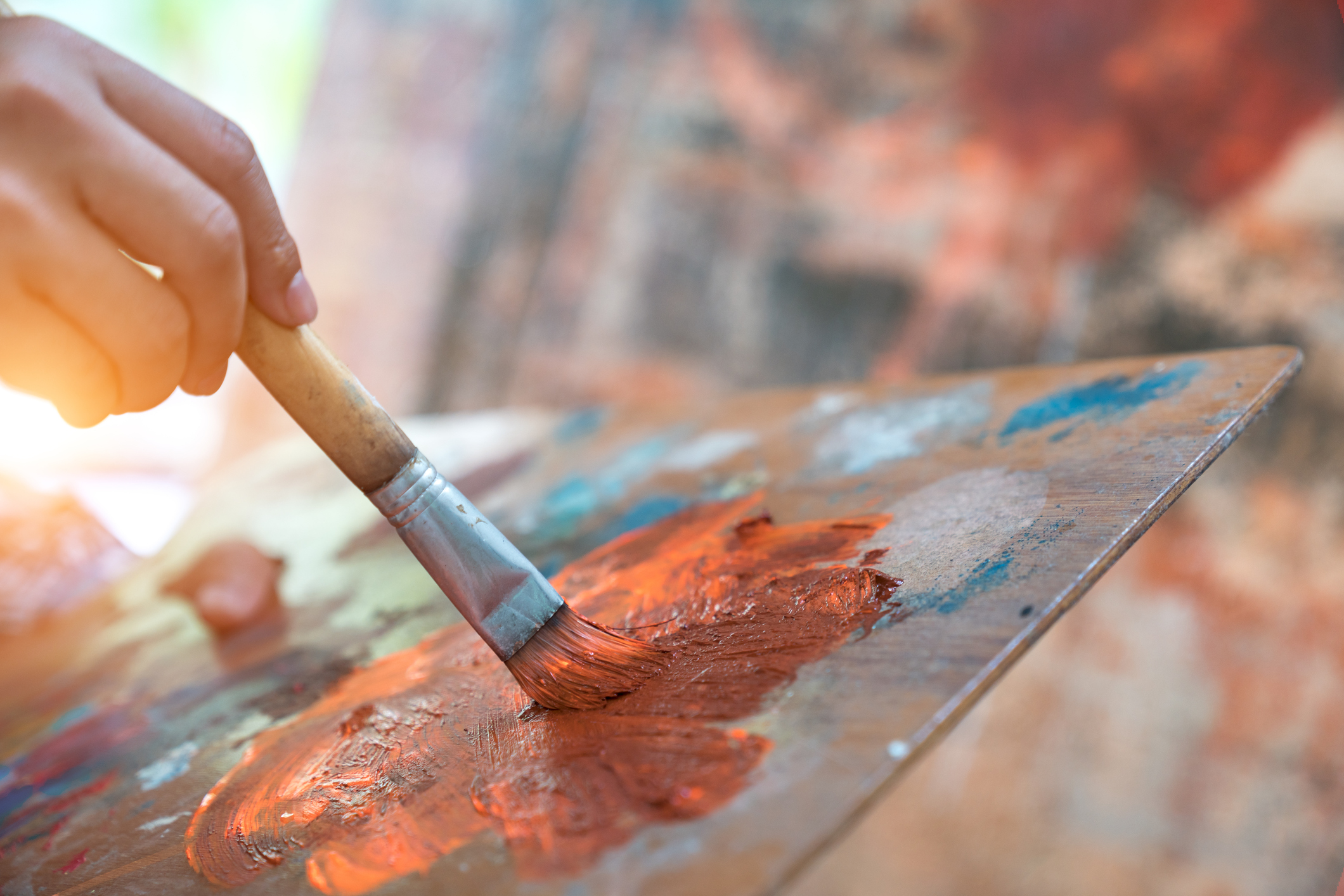 Find Peace Of Mind With Art Therapy Service