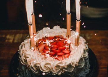 Ice Cream Birthday Cake For Everyone