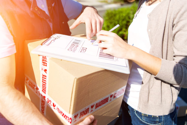Thriving Parcel Service For The Society And Big Buck