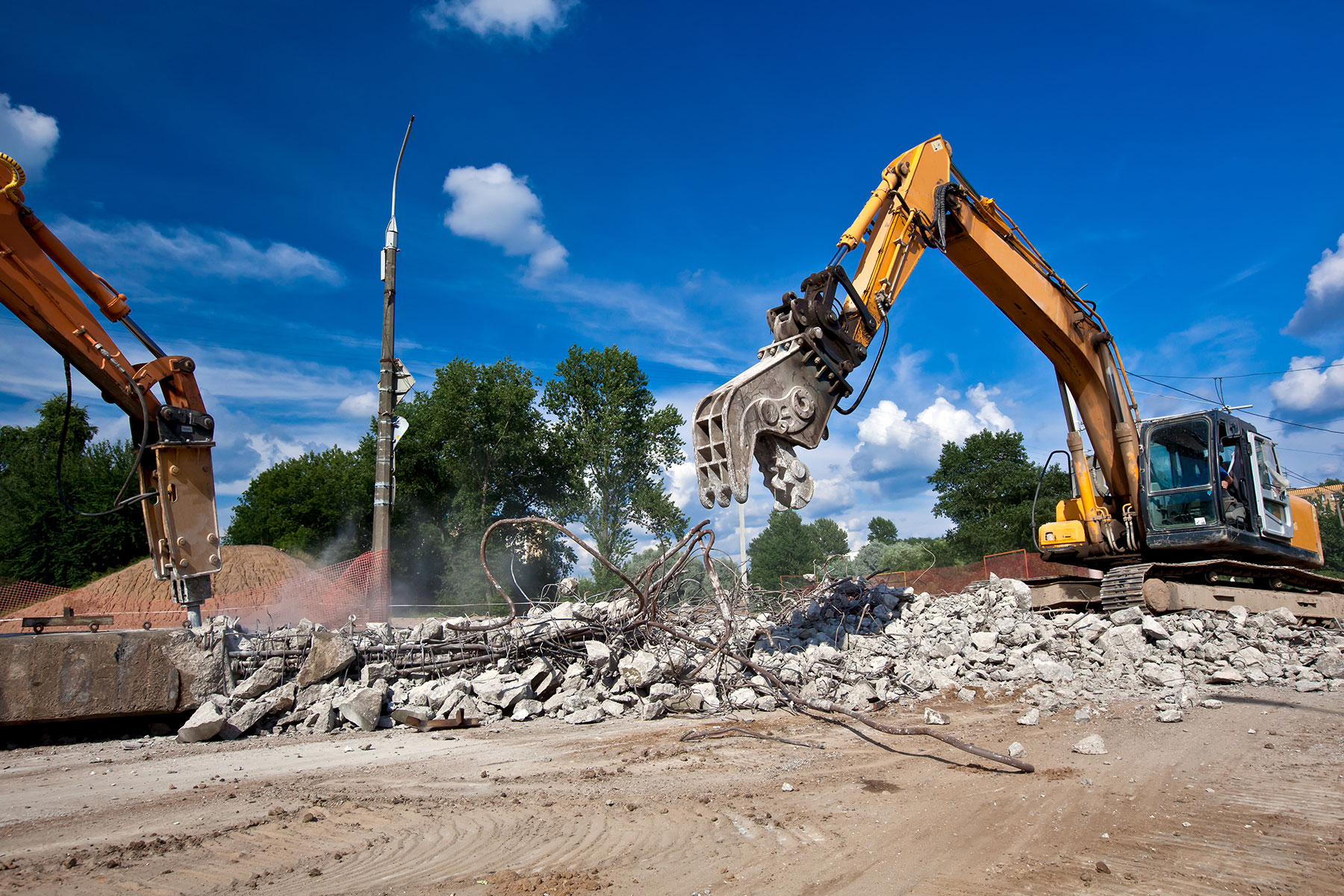 How Do Demolition Service Providers Help Clients?