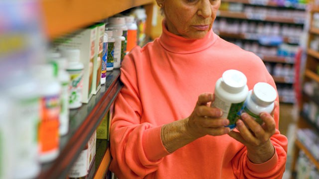 About The Types Of Dietary Supplements