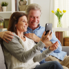 A Smartphone For The Elderly That You Wouldn't Believe Existed