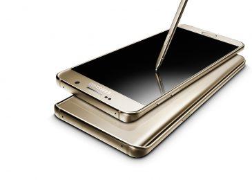 Samsung Galaxy Note 5 Define The Class Of Brand