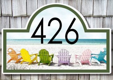 Top 5 Functional Ways To Display Your House Number Plaque