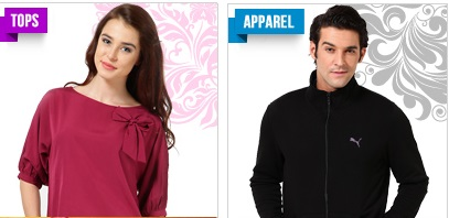Get Yourself Trendy And Stylish With The Online Utilities At Jabong!