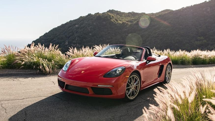 Why Is Porsche 718 Boxster The Best Sports Car Money Can Buy?