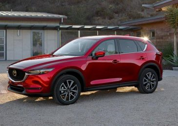 2020 Mazda Cx-5 With New Feature Packaging