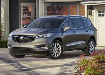 Feature Highlights Of The New 2019 Buick Enclave