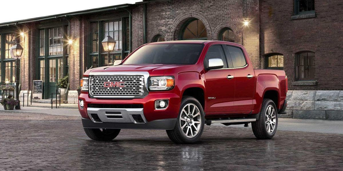 Power Performance Of The 2020 GMC Canyon