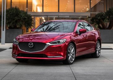 High Performance And Excellent Ride Quality Makes 2021 Mazda 6 Amazing