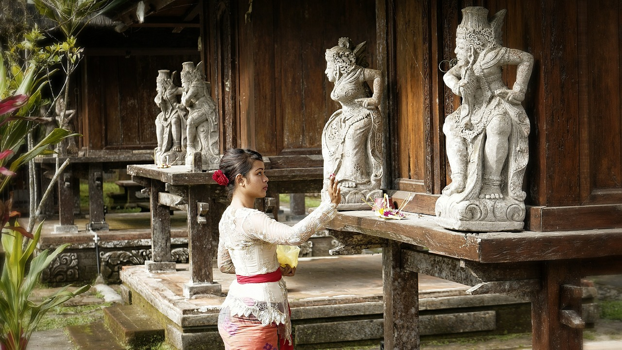 Where To Go In Bali To See The Temples