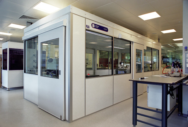 Which Are Different Types Of Modular Cleanroom ?