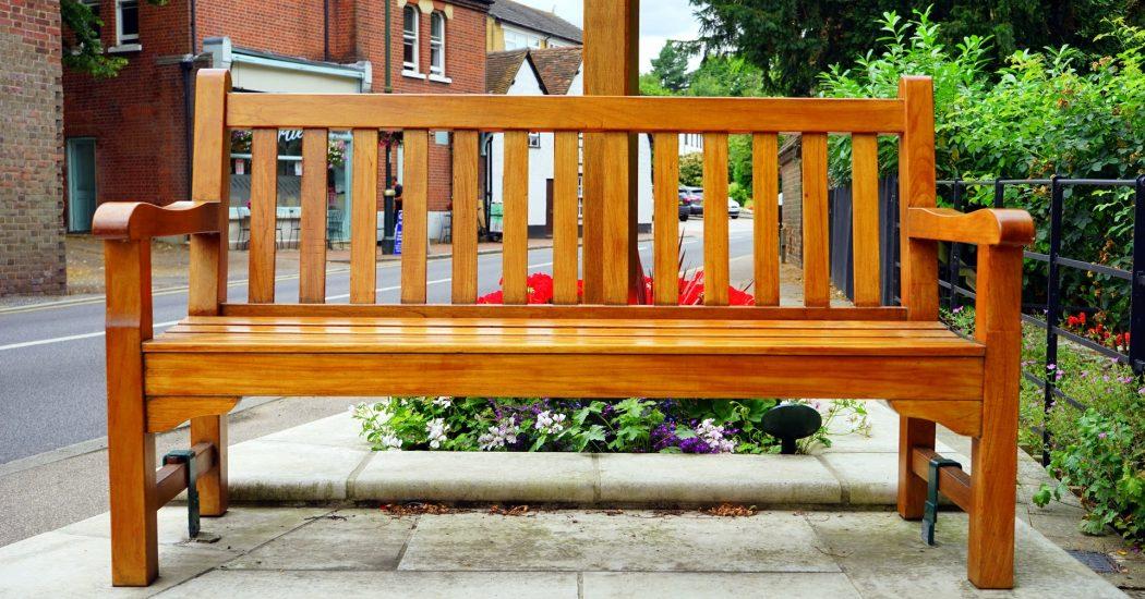street furniture suppliers
