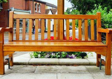What Is Street Furniture?