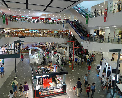 Online Shopping Malls – As A Crowd Controller Of Land-Based Shopping Plazas