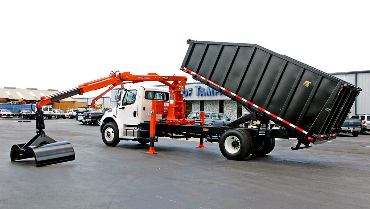 Garbage Removal Solutions And Used Garbage Trucks