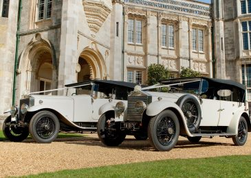 Top Wedding Cars For Your Big Day